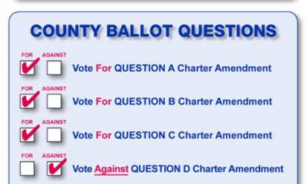 Fix Anne Arundel's decennial charter revision process